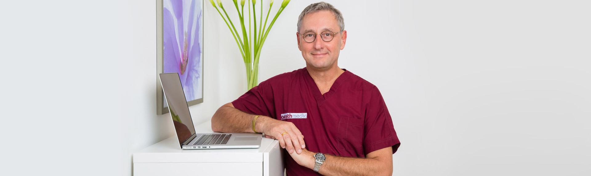 Dr. Med. Edwin Hilbert Berlin aesthmedic